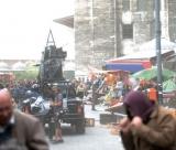 """Gravações de \""""007 - Operação Skyfall\"""" em Istambul, Turquia."""