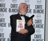 """Lançamento nacional """"Carte Blanche""""."""