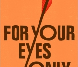 For Your Eyes Only (Vintage Classics)