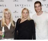 """Premiere de """"007 - Operação Skyfall"""" em Atenas, Grécia."""