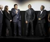 """Premiere de \""""007 - Operação Skyfall\"""" em Madri, Espanha."""