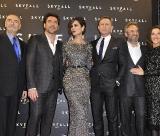 """Premiere de \""""007 - Operação Skyfall\"""" em Paris, França."""