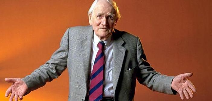 Se estivesse vivo, hoje Desmond Llewelyn completaria 103 anos