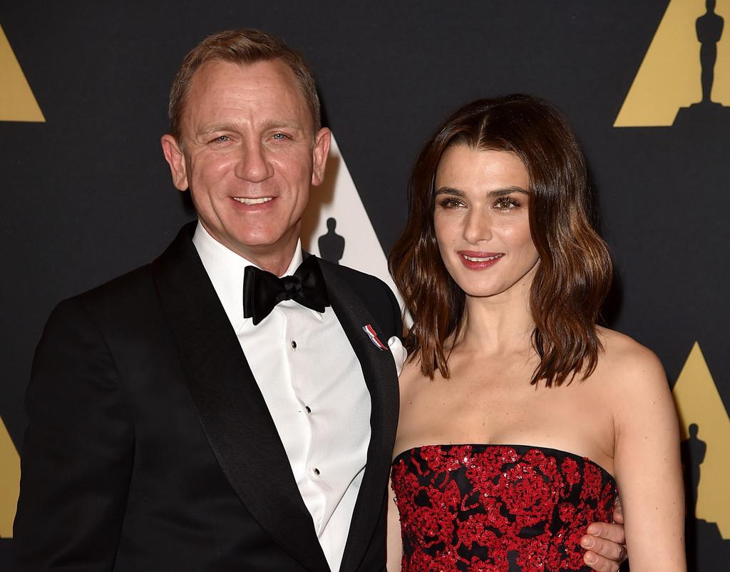 Daniel Craig e Rachel Weisz © GettyImages