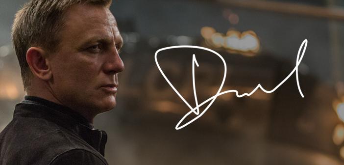 Daniel Craig completa 48 anos