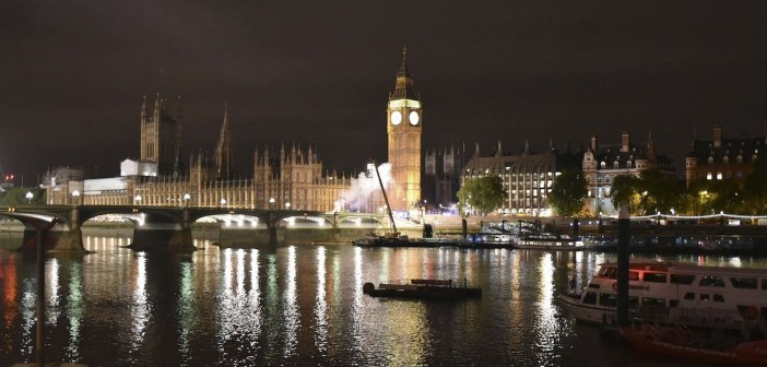 """Londres volta a ser palco para gravações de """"007 Contra SPECTRE"""""""