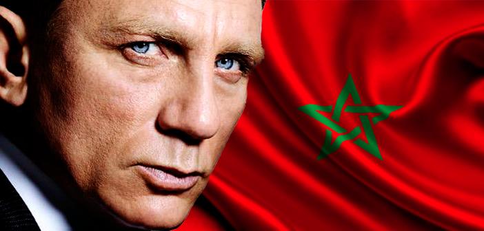 """Começam as gravações de """"007 Contra SPECTRE"""" no Marrocos"""