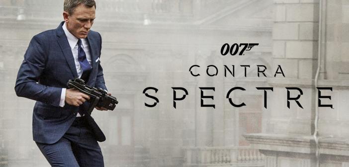 """Novo trailer de """"007 Contra SPECTRE"""" será lançado amanhã, às 4h00 da madrugada"""
