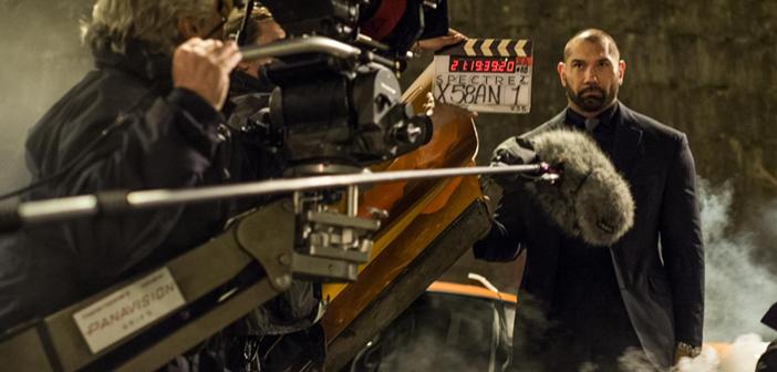 """Dave Bautista fala sobre seu papel em """"007 Contra SPECTRE"""""""