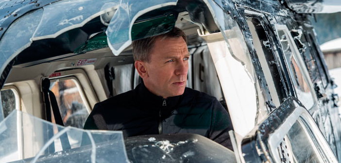 """Divulgado o segundo Trailer de """"007 Contra SPECTRE"""""""