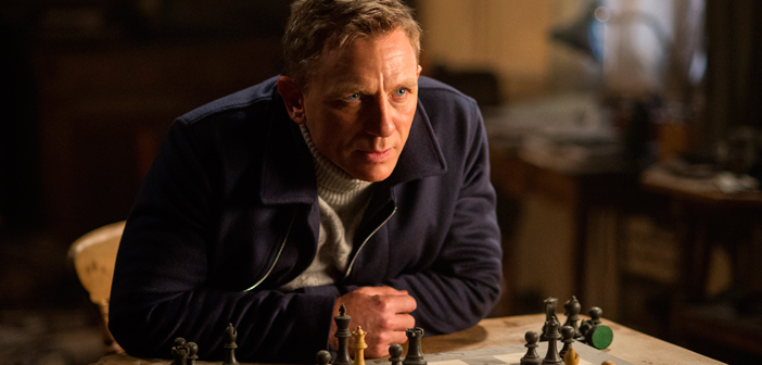 "Confira o trailer dublado de ""007 Contra SPECTRE"""