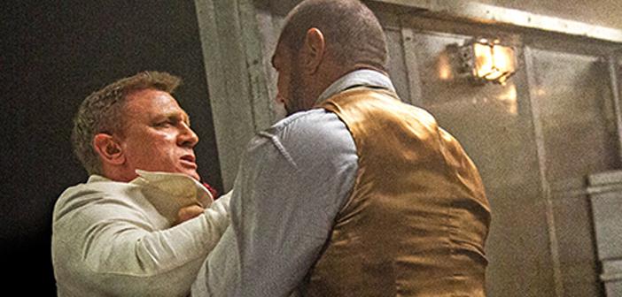 "Entertainment Weekly divulga foto inédita de ""007 Contra SPECTRE"""