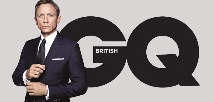 Revista GQ divulga novas fotos de Daniel Craig