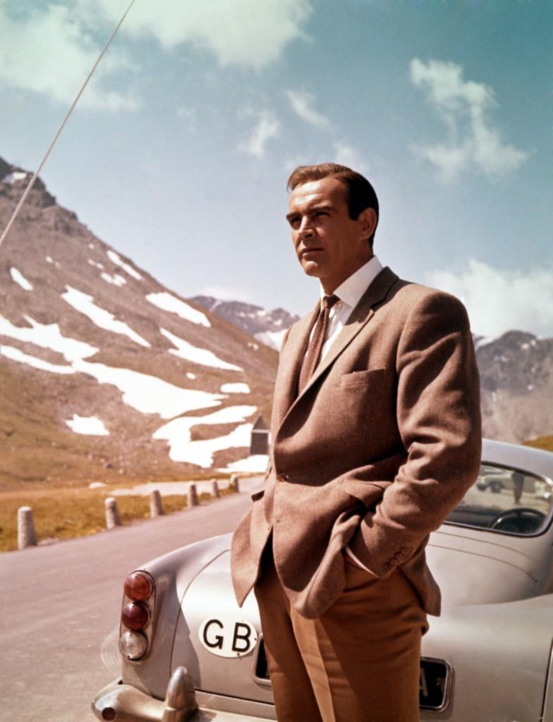 007 Contra Goldfinger © 1964 Danjaq LLC, United Artist Corporation. Todos os Direitos Reservados.