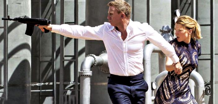 Último trailer de 007 Contra SPECTRE pode ser lançado ainda essa semana