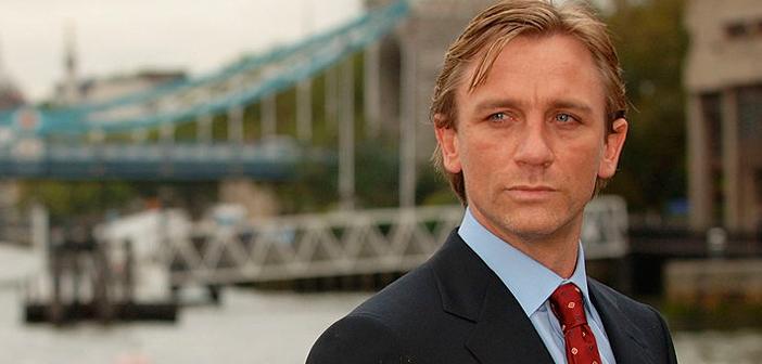 11 anos atrás, Daniel Craig era anunciado como James Bond