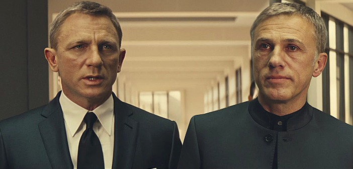 "Bond e Oberhauser frente à frente no trailer final de ""007 Contra SPECTRE"""
