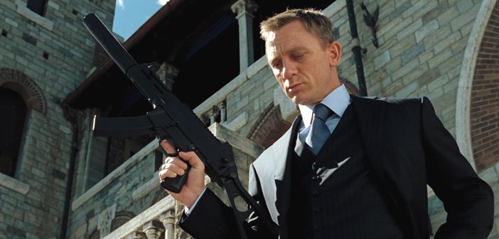 """""""007 – Cassino Royale"""" era lançado há 9 anos."""