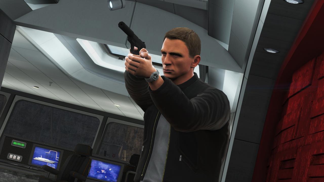 James Bond 007: Blood Stone © Bizzare Creations, Activision, MGM Interactive. Todos os Direitos Reservados.
