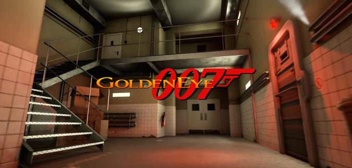 """Como seria o game """"GoldenEye 007″ se fosse lançado atualmente"""