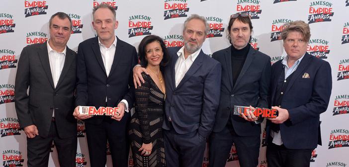 """""""007 Contra SPECTRE"""" ganha dois prêmios no Jameson Empire Awards"""