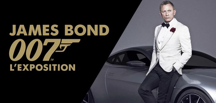 """Exposição """"Designing 007″ chega a Paris"""