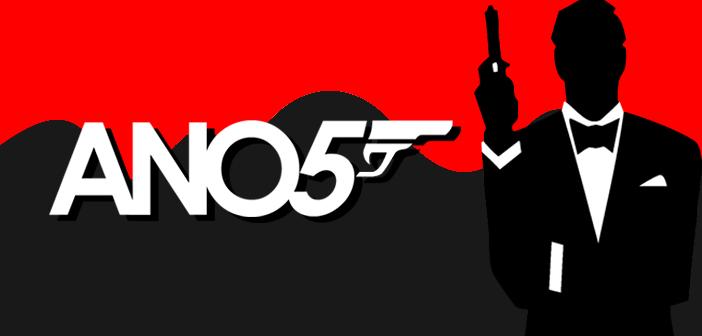 James Bond Brasil celebra cinco anos no ar com promoção