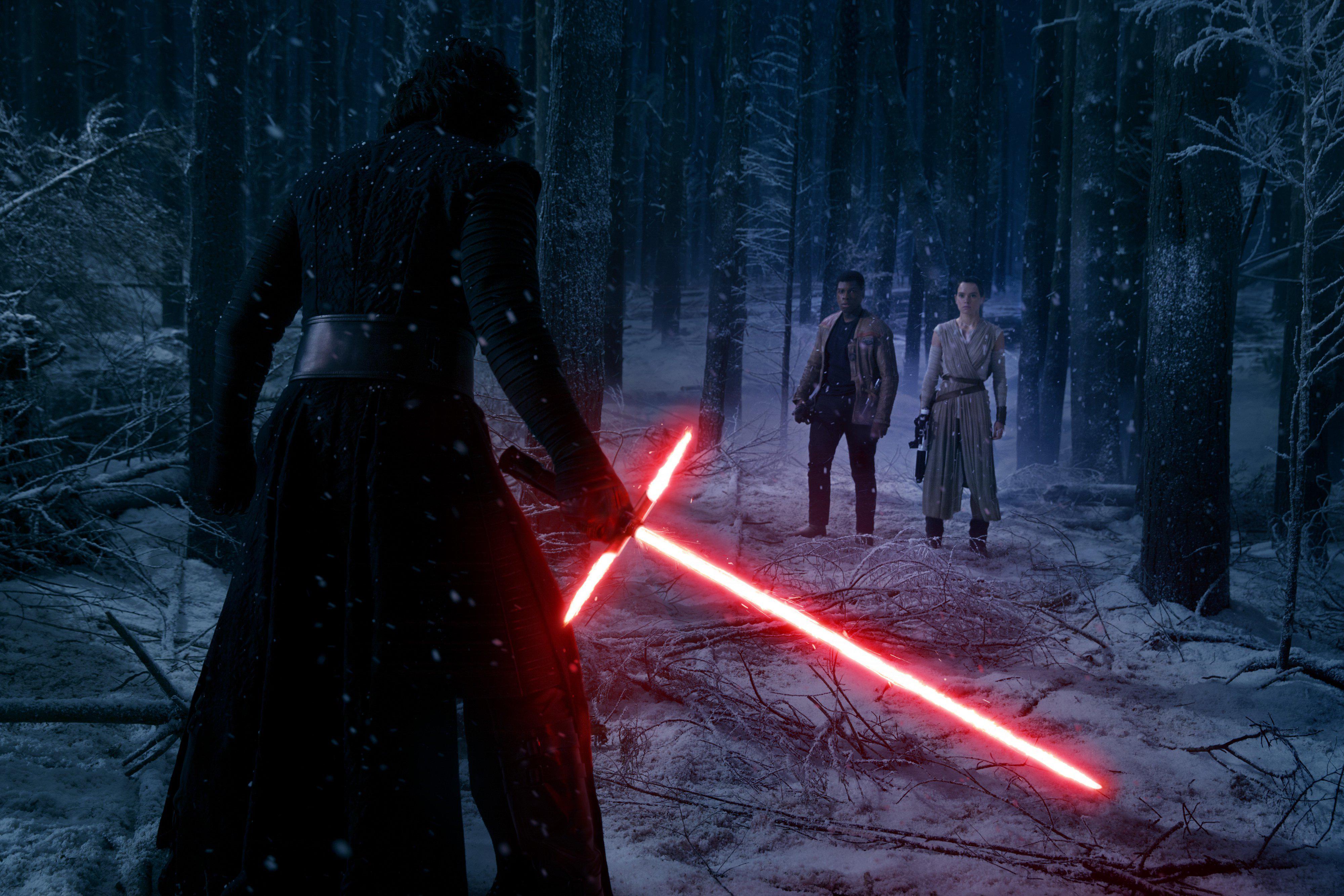 Star Wars - O Despertar da Força © 2015 Lucasfilm. Todos os direitos reservados.