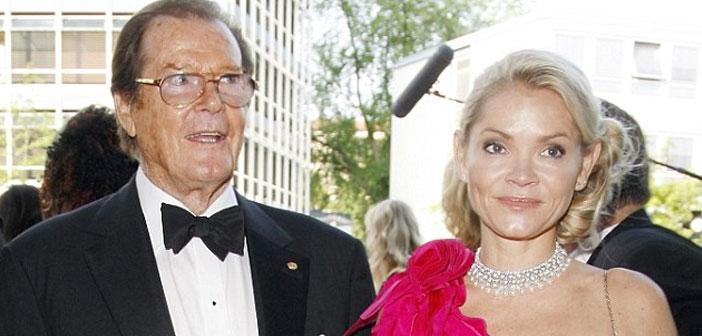 Filha de Roger Moore morre aos 47 anos