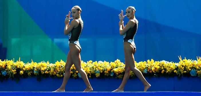 Nado sincronizado teve música e figurino de James Bond nos Jogos Olímpicos Rio 2016