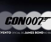 Confira a programação da 7ª CON 007, o evento oficial de James Bond no Brasil