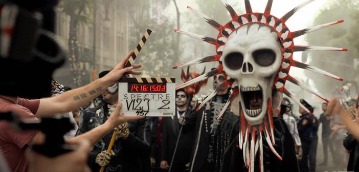 Inspirados por 007 Contra SPECTRE, Cidade do México vai recriar desfile do Dia dos Mortos