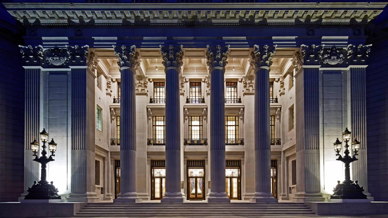 Four Seasons Hotel London at Ten Trinity Square © Divulgação