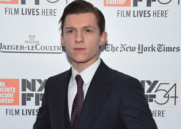 Tom Holland © Getty Images