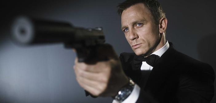 Daniel Craig é o segundo ator a interpretar James Bond por mais tempo