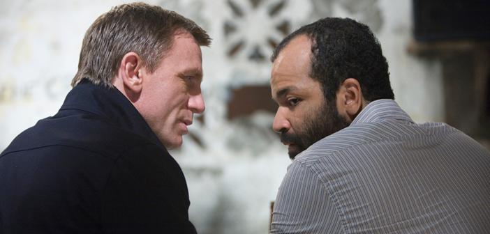 """Estaria Jeffrey Wright sugerindo o retorno de Felix Leiter em """"Bond 25""""?"""