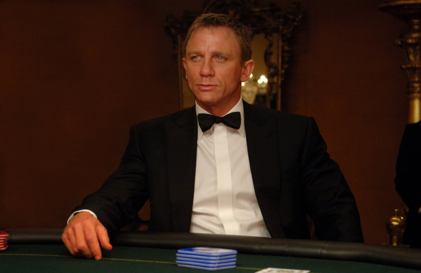 007 – Cassino Royale © 2006 Danjaq LLC, United Artists Corporation, Columbia Pictures Industries Inc.