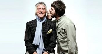 Paul Weller e Noel Gallagher estão trabalhando em uma possível música-tema de James Bond