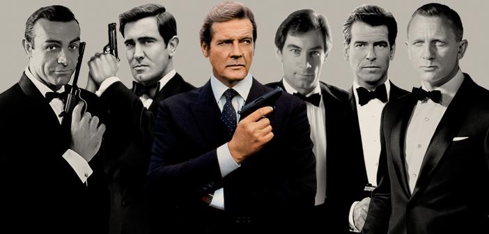 Outros intérpretes de James Bond prestam homenagem a Roger Moore
