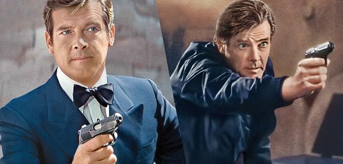 Dois clássicos de Roger Moore como James Bond serão relançados em 4K em cinemas em todo mundo