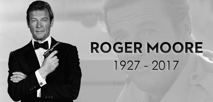 Aos 89 anos, morre Roger Moore, o eterno James Bond