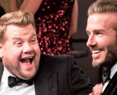 Em vídeo, David Beckham e James Corden disputam vaga de James Bond