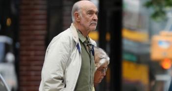 Sean Connery faz rara aparição pública em Nova York