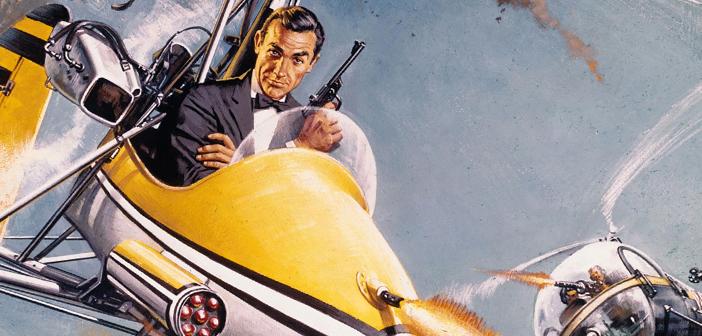"""Há 50 anos era lançado """"Com 007 Só Se Vive Duas Vezes"""""""