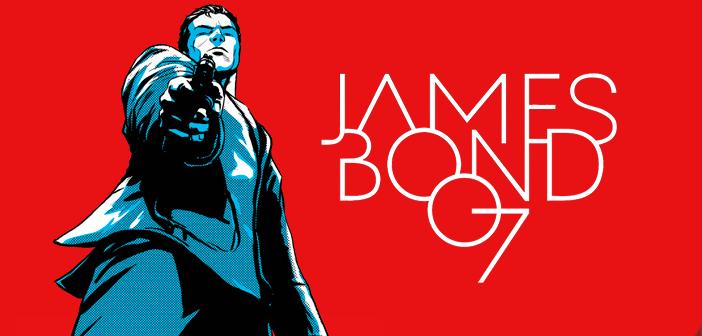 HQ de James Bond chega no Brasil pela Mythos Editora