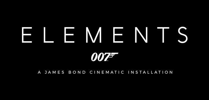 007 ELEMENTS, novo complexo cinematográfico construído no topo dos Alpes Austríacos