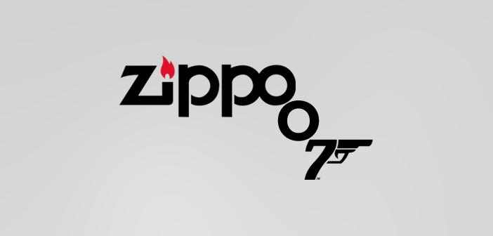 Zippo anuncia coleção oficial de isqueiros inspirados em James Bond