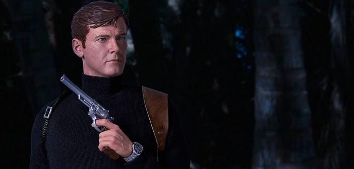 Big Chief Studios anuncia novas Action Figures de 007, Solitaire e Barão Samedi