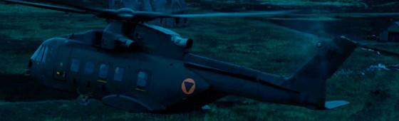 """Helicópteros da AgustaWestland estarão em """"Bond 24″."""