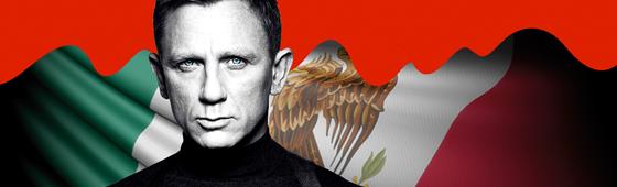 """Sequência de abertura de """"007 Contra SPECTRE"""" vai contar com tradicional festa mexicana"""